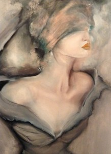 peinture Frédérique LONE