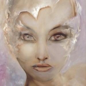 Frédérique Lone peinture